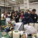 同じ部署の仕事でも、日本と中国の製造現場には数々の違いがあるはず。そんな細かな発見を見つけて、メモに取って上海へ持ち帰り、自分たちの仕事に活かしていく。上海のメンバーの仕事に対する情熱と愛情を感じた工場見学でした。 2018年3月