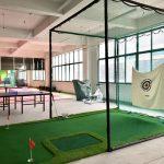 先日リニューアルした上海のリフレッシュルームの一角をご紹介!ゴルフに卓球、そしてサンドバッグと、スポーツスペースが充実し、上海メンバーも休み時間にみんなで体を動かして楽しんでいます。 2018年12月