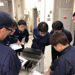 ISO Q 9001の品質基準の維持を目的に、当社の品質マニュアルの要求事項が有効に実施され維持されているかを査定する内部監査が今年も行われました。高品質な製品を維持するにあたり、内部の課題を明確にするため、監査員の厳しい目が光りました。 2018年5月